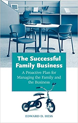 The Successful Family Business- A Proactive Plan for Managing the Family and the Business, Productivity Wins
