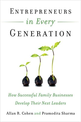 Best Family Business Books, Entrepreneurs in Every Generation, Productivity Wins