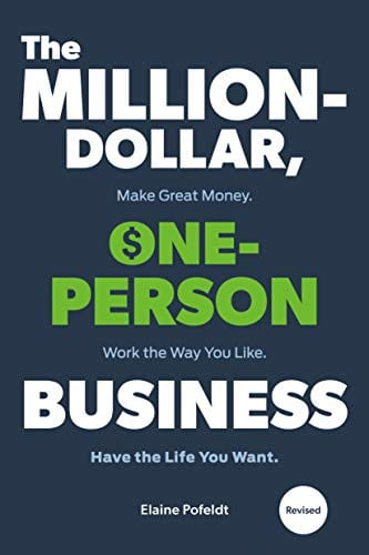 Best Family Business Books, The Million Dollar One Person Business, Productivity Wins